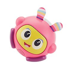 Fisher-Price Bright Beats Spin & Crawl Tumble Ball BeatBelle by