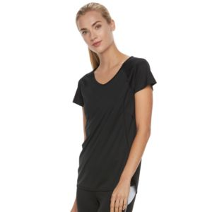 Women's Tek Gear® Performance Step Hem Base Layer Tee