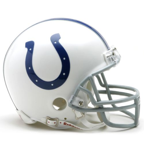 Riddell Indianapolis Colts Mini Helmet