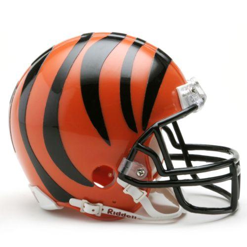 Cincinnati Bengals Mini Helmet