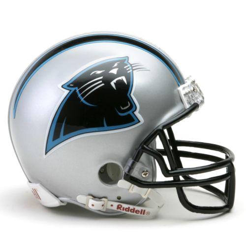 Carolina Panthers Mini Helmet