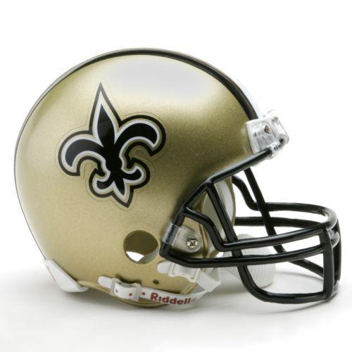 New Orleans Saints Mini Helmet
