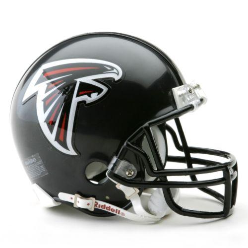 Atlanta Falcons Mini Helmet