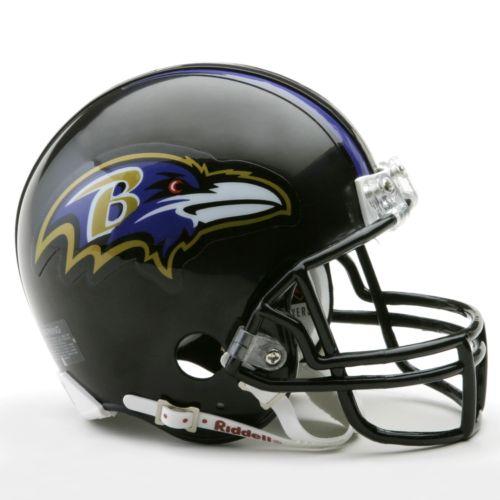 Baltimore Ravens Mini Helmet