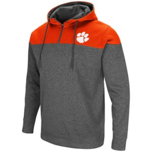Men's Campus Heritage Clemson Tigers Top Shot Hoodie