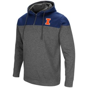 Men's Campus Heritage Illinois Fighting Illini Top Shot Hoodie