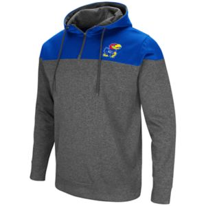 Men's Campus Heritage Kansas Jayhawks Top Shot Hoodie