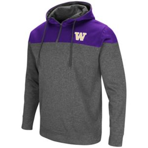 Men's Campus Heritage Washington Huskies Top Shot Hoodie