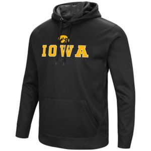 Men's Campus Heritage Iowa Hawkeyes Sleet Pullover Hoodie