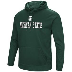 Men's Campus Heritage Michigan State Spartans Sleet Pullover Hoodie