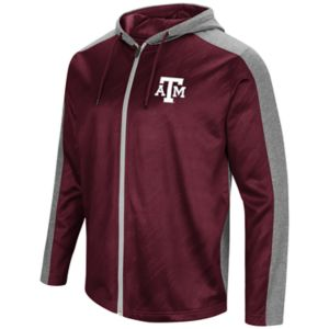 Men's Campus Heritage Texas A&M Aggies Sleet Full-Zip Hoodie