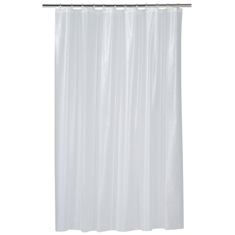 Home Classics® Peva Textured Shower Curtain Liner, White thumbnail