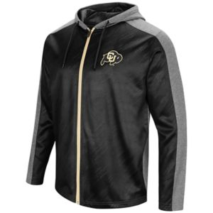 Men's Campus Heritage Colorado Buffaloes Sleet Full-Zip Hoodie