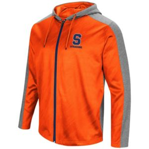 Men's Campus Heritage Syracuse Orange Sleet Full-Zip Hoodie