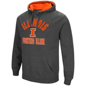 Men's Campus Heritage Illinois Fighting Illini Pullover Hoodie