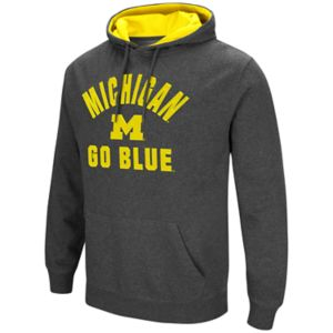 Men's Campus Heritage Michigan Wolverines Pullover Hoodie