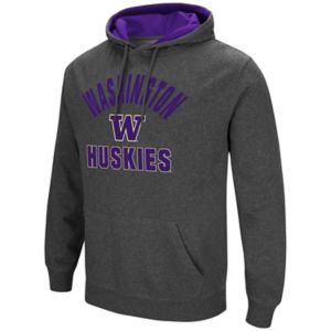 Men's Campus Heritage Washington Huskies Pullover Hoodie