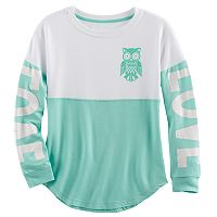 Girls 7-16 & Plus Size Miss Chievous Graphic Sweeper Tee