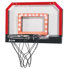 Franklin Sports Light Up Pro Hoops Backboard & Basketball Set by