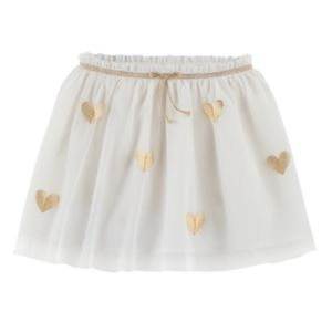 Girls 4-12 SONOMA Goods For Life™ Embellished Tutu Skort