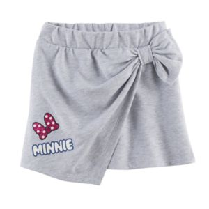 Disney's Minnie Mouse Girls 4-7 Bow Skort by Jumping Beans®