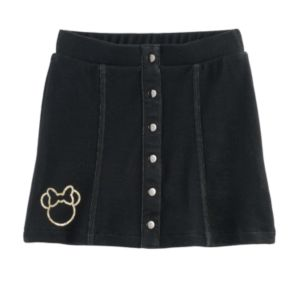 Disney's Minnie Mouse Toddler Girl Faux Button Front Skort by Jumping Beans®