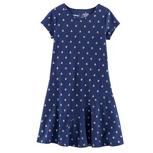 Disney's Minnie Mouse Toddler Girl Asymmetrical Dress by Jumping Beans®