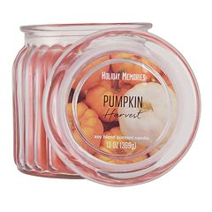 Holiday Memories Pumpkin Harvest 13-oz. Candle Jar  by
