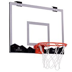 Silverback 23-Inch Over-the-Door Mini Basketball Hoop Set by