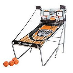 Triumph Light FX Double Shootout Arcade Basketball Game by