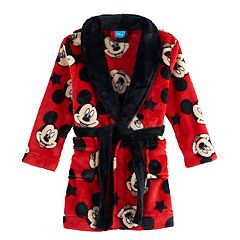 Disney's Mickey Mouse Toddler Boy Bath Robe by