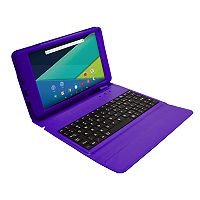 Visual Land Prestige Elite 9Ql Quad Core 16GB 9-Inch Android 5 Lollipop Tablet with Docking Keyboard Case (ME9QLDC16GBMAGP)