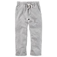 Toddler Boy Carter's French Terry Pants