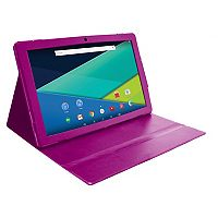 Visual Land Prestige Elite 13Q Quad Core 64GB 13.3-Inch Android 5 Lollipop Tablet with Profolio Case (ME13QTC64MAG)