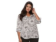 Plus Size Career Tops