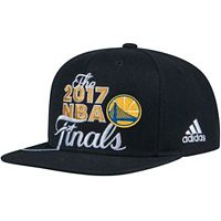 Adult adidas Golden State Warriors 2017 Conference Champions Snapback Cap