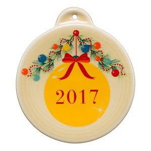 Fiesta Christmas Tree 2017 Christmas Ornament