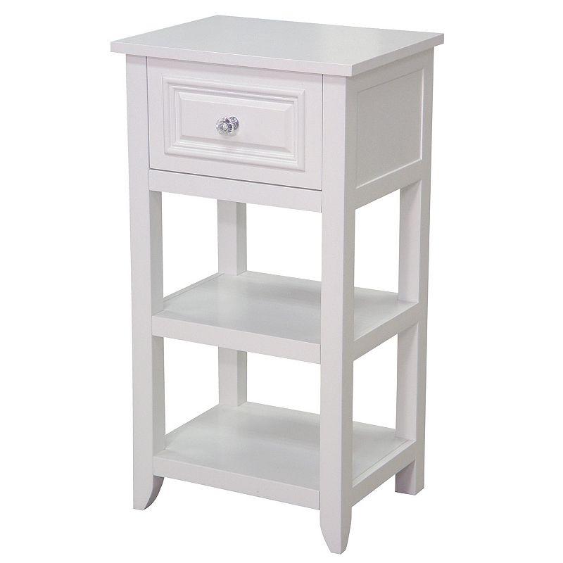 Elegant Home Fashions Dawson Floor Cabinet