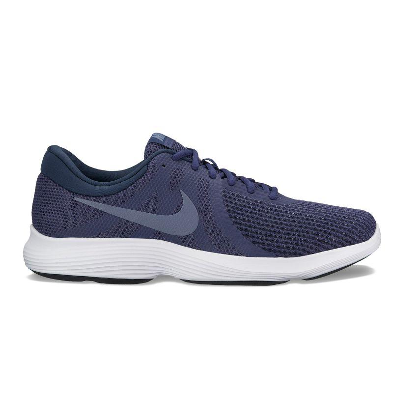 Nike Revolution 4 Men's Running Shoes, Size: 7, Purple thumbnail