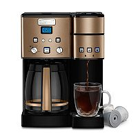 Cuisinart Coffee Center 12 Cup Coffeemaker + $20 Kohls Cash Deals
