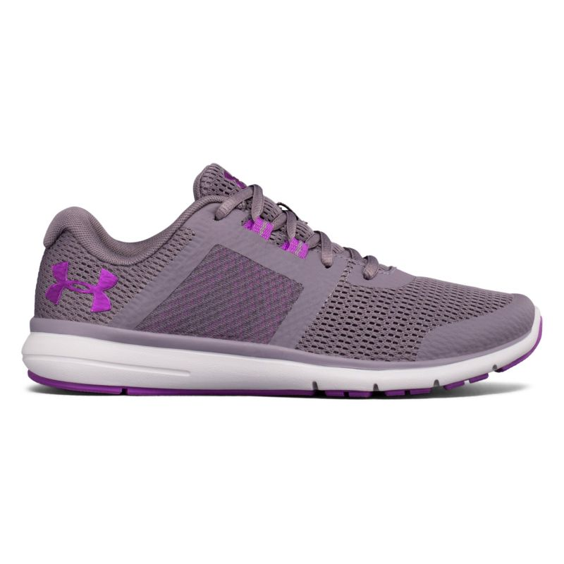 Under Armour Fuse FST Women's Running Shoes, Size: 5.5, Natural thumbnail
