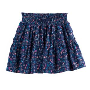 Girls 4-12 SONOMA Goods for Life™ Smocked Skort