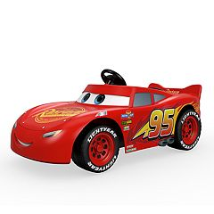 Disney / Pixar Cars 3 Lightning McQueen Ride-On by Power Wheels  by