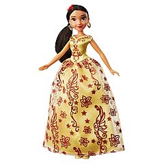 Disney's Elena of Avalor Navidad Gown Doll by