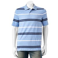 Men's Croft & Barrow® Signature Striped Polo