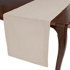 KAF HOME Rustic Table Runner 90\
