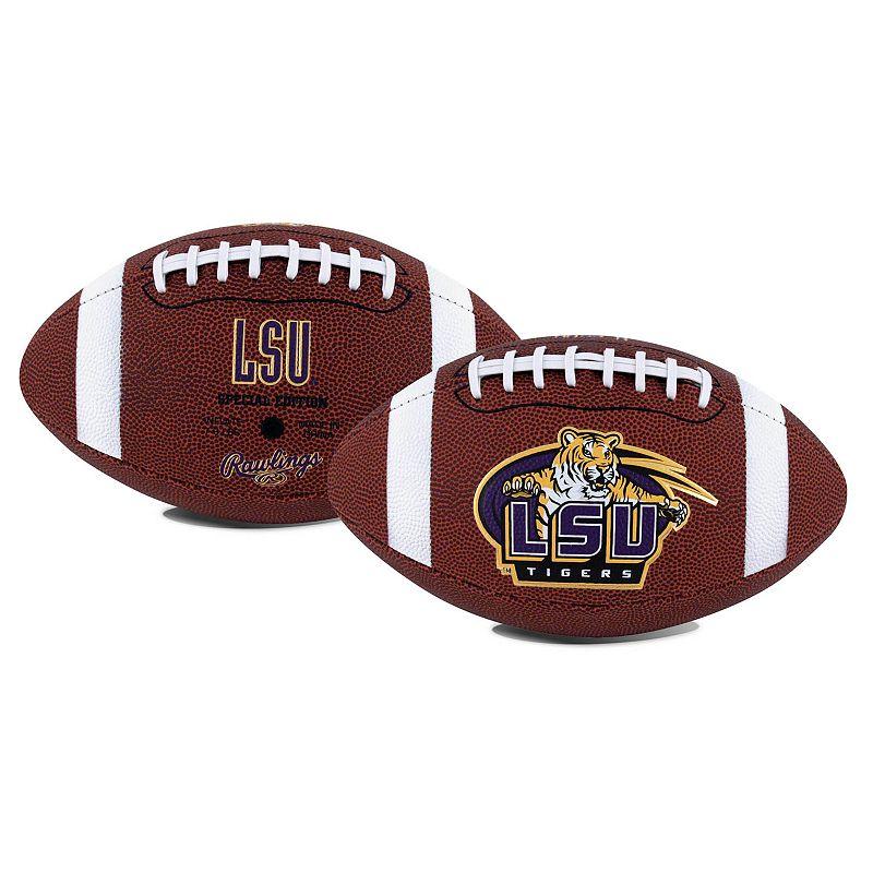 Rawlings LSU Tigers Game Time Football