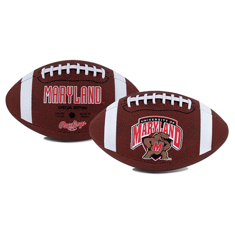 Rawlings Maryland Terrapins Game Time Football