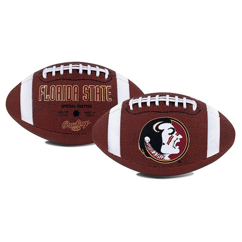 Rawlings Florida State Seminoles Game Time Football