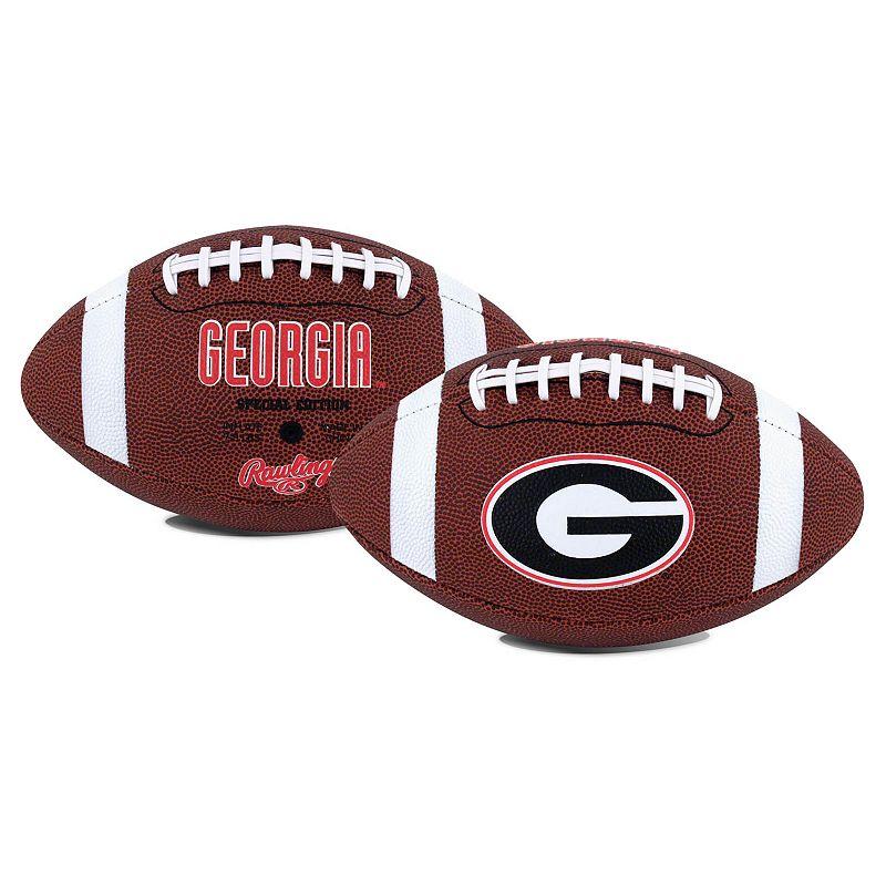 Rawlings Georgia Bulldogs Game Time Football